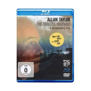 Allan Taylor - The Endless Highway - BR-Videó