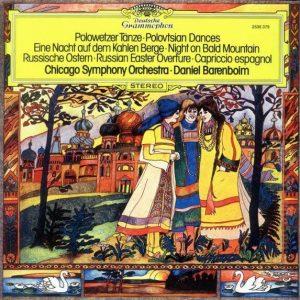Chicago Symphony Orchestra - Borodin, Mussorgsky - Rimsky-Korssakoff