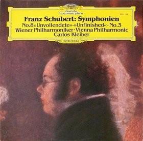 Franz Schubert - Symphonie No. 8 Unvollendete Wiener Philharmoniker Carlos Kleiber