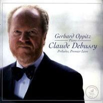 Gerhard Oppitz & Claude Debussy Preludes - Premier Livre