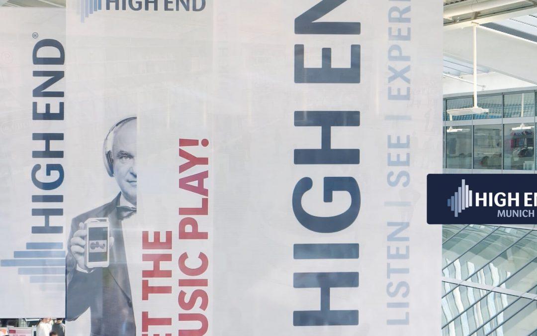 High End kiállítás München, 2018