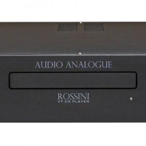 Audio Analogue Rossini VT CD Player REV2.0