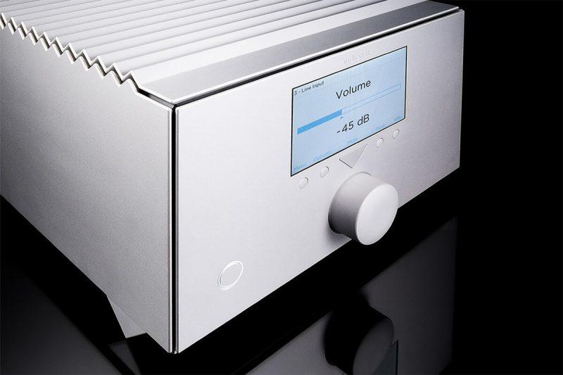 Audionet Stern előerősítő front