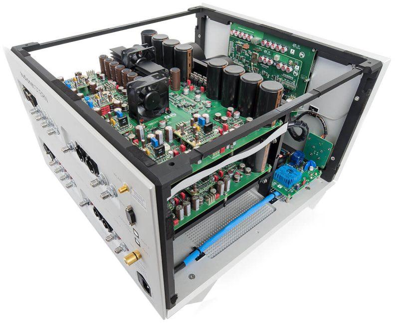 Audionet Stern előerősítő belső