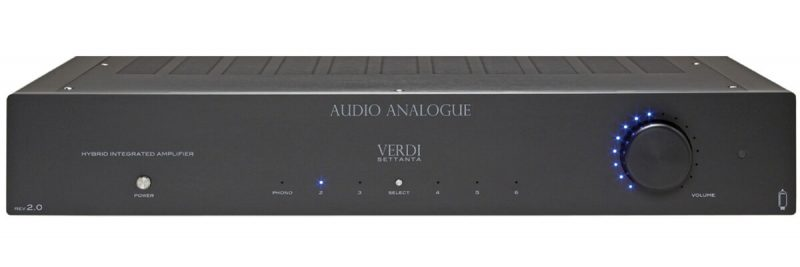 Verdi Settanta REV2.0 Integrated Amplifier