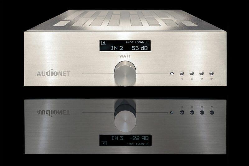 Audionet Watt front