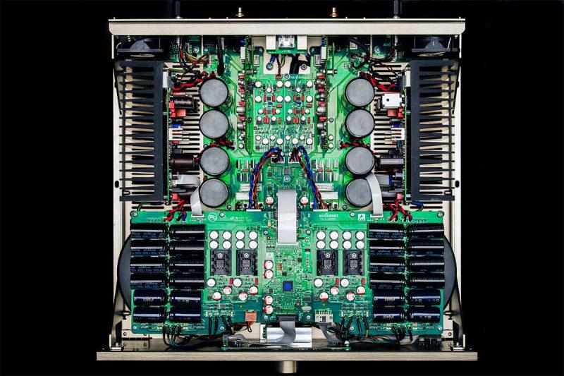 Audionet Watt integrált erősítő belső