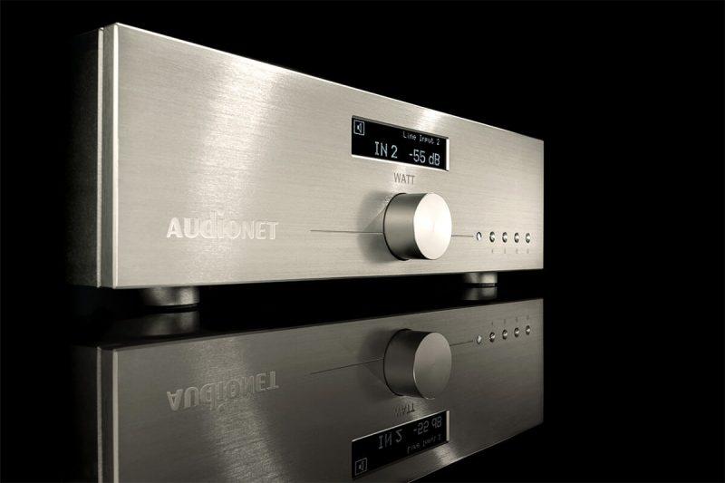 Audionet Watt oldal