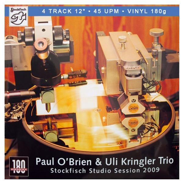 Paul O´Brien + Uli Kringler Trio