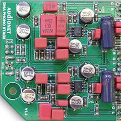 Audionet kiegészítők