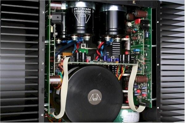 Audionet AMP I végerősítő belső