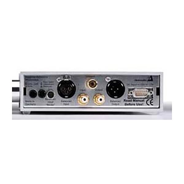 Silver-G Balanced Reference Phonostage fonófokozat hátlap