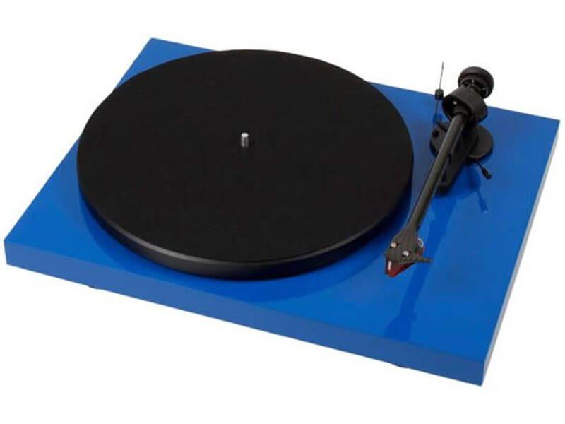 Pro-Ject lemezjátszó Debut Carbon (DC) kék