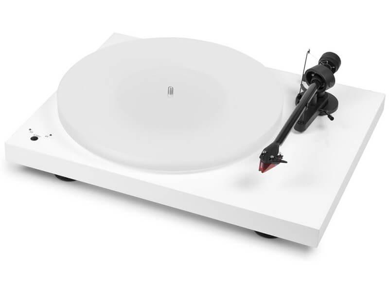 Debut Carbon RecordMaster HiRes fehér