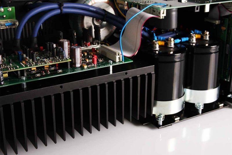 Audionet Max erősítő belső