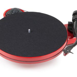 Pro-Ject RPM 1 Carbon piros