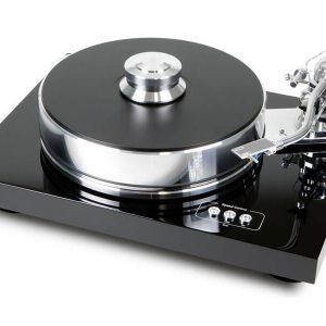 Pro-Ject Signature 10 fekete