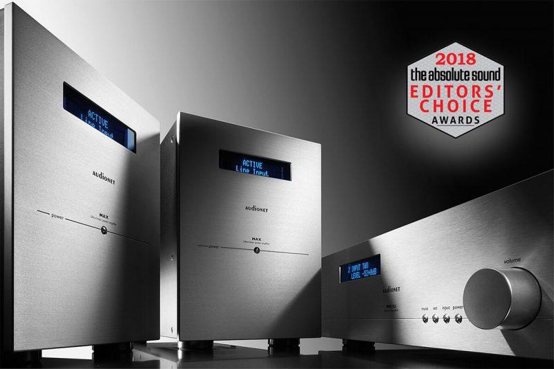 Tas Award 2018 Audionet max