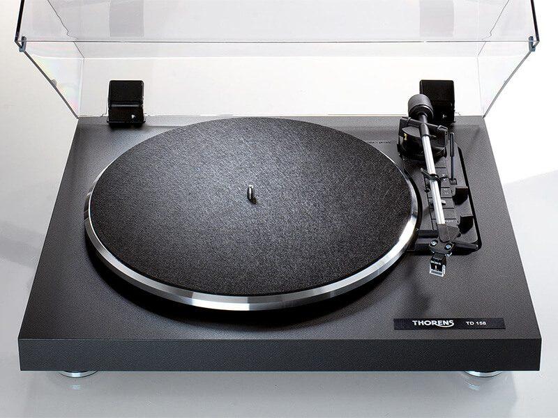 Thorens TD 158 lemezjátszó