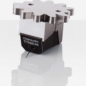 Clearaudio Titanum hangszedő