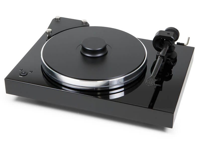 Pro-Ject Xtension 9 Evolution fekete