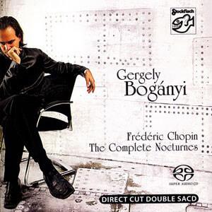 Gergely Bogányi - F.Chopin: 21 Nocturnes - dupla sacd